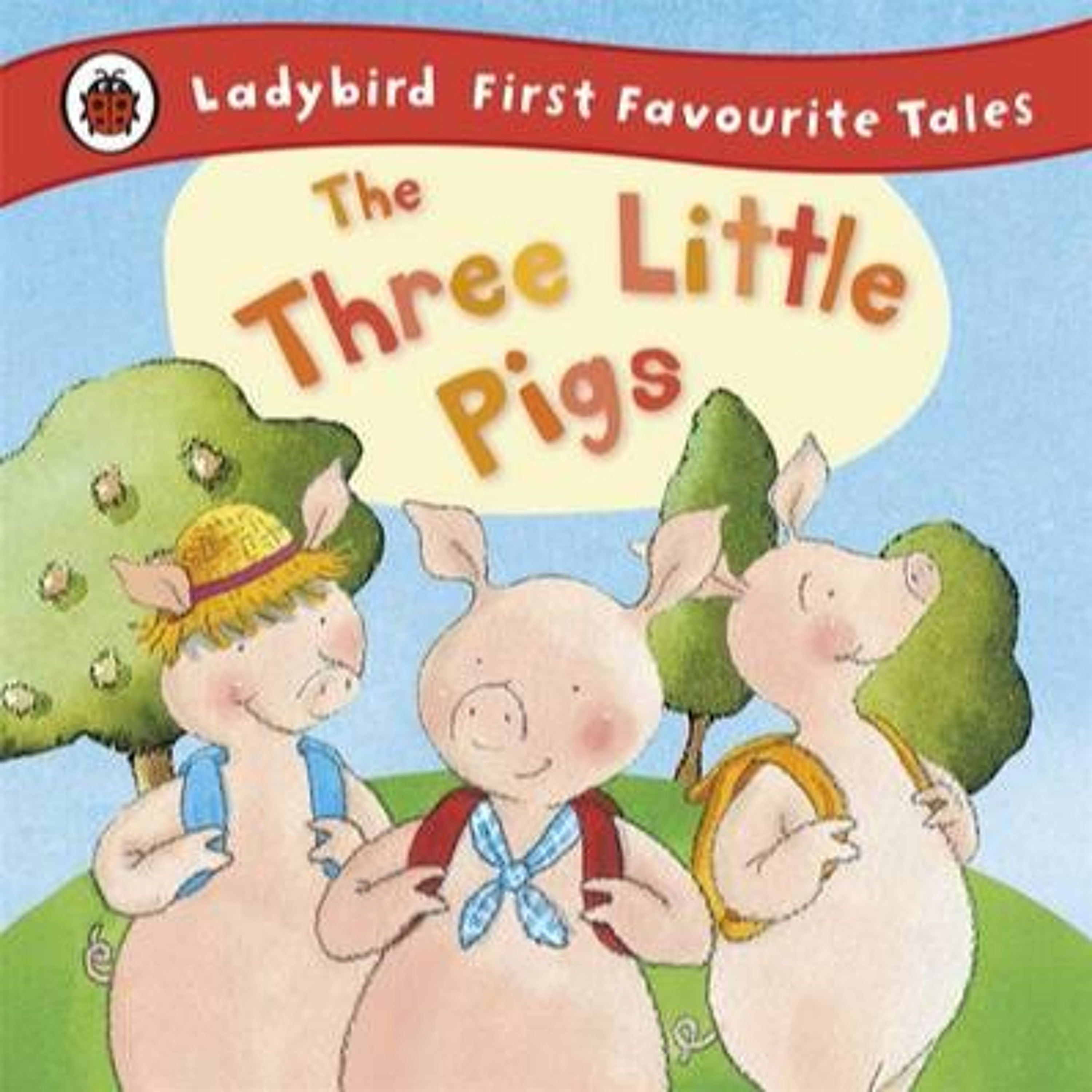 'The Three Little Pigs' by Nicola Baxter & Jan Lewis
