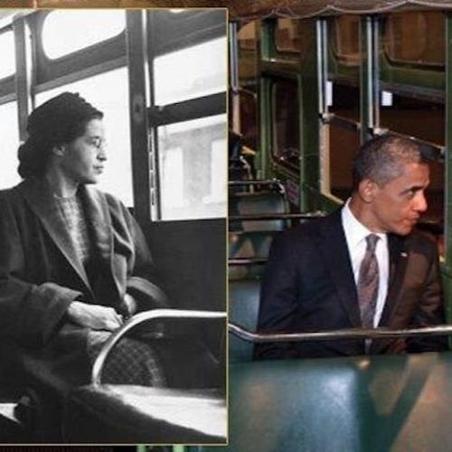 Rosa Parks - Commentary Of A Black Southern Busrider