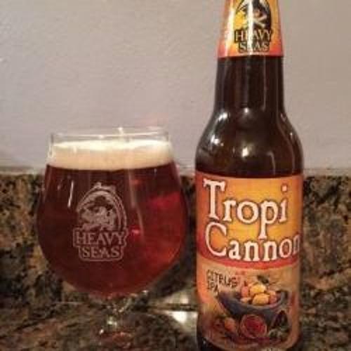 Tropi Cannon from Heavy Seas Beer!