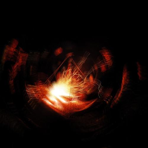 Campfire Stories 16 (Light of Spring) by Roger Gerressen