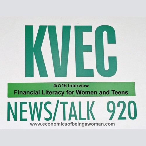 KVEC 040716 EBW Interview With Mila And Andrea