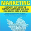 Music Marketing: Using Twitter to Get 1000's of Real Targetted Fans and Sell More Music