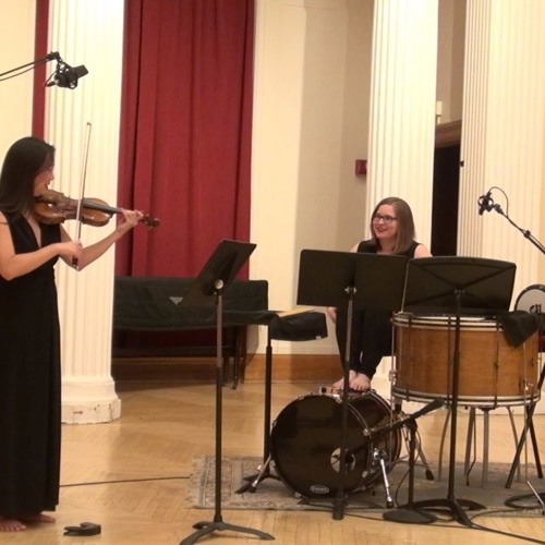 Miniatures Set No.6 for Violin and Percussion, Alyssa Wang and Abby Langhorst