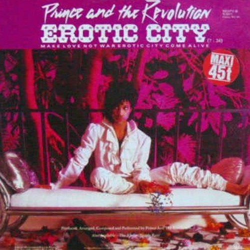 Prince / Erotic City (Felix Leiter's Miami Edit)