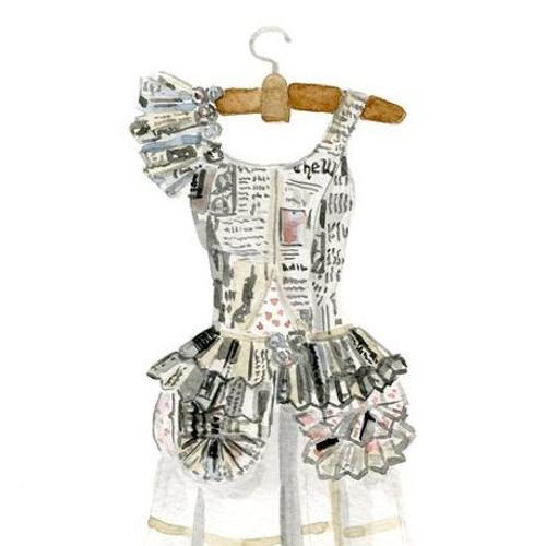 RHYTHM RHYTHM The Newspaper Dress (Original Mix) soundcloudhot