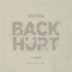 Danny Wolf Ft. A$AP Ferg & Migos - Back Hurt