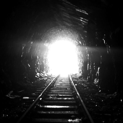 dark were the tunnels essay