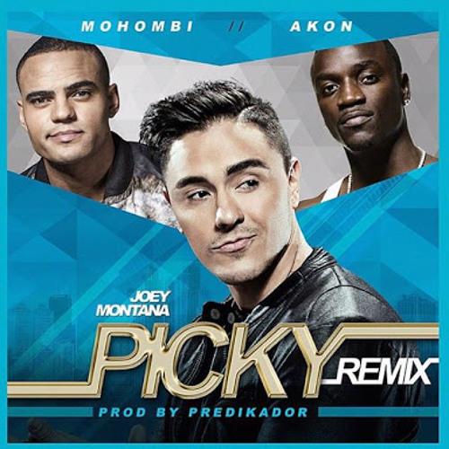 JOEY MONTANA FT. AKON & MOHOMBI - PICKY (REMIX) 2016