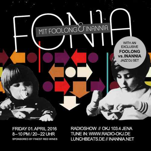 Fonia Radio Show - Session 38 (Jazz Selection with Inannia & Foolong)