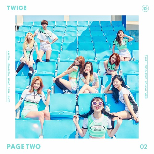 K2NBlog ♥ K Pop 29th TWICE (트와이스) CHEER UP soundcloudhot