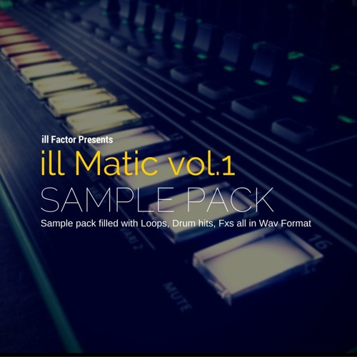 ill matic vol1 promo