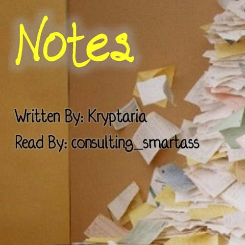 Notes by Kryptaria