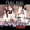 Twice Ooh Ahh 하게 Funnyleech Chiptune Edm Remix Mp3