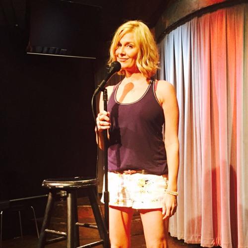 Entertainer Sarah J Halstead