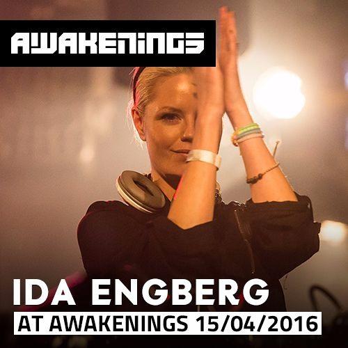 Ida Engberg @ Awakenings Antwerp  15 - 04 - 2016