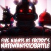 FNaF 1-4 Song - The Finale By NateWantsToBattle