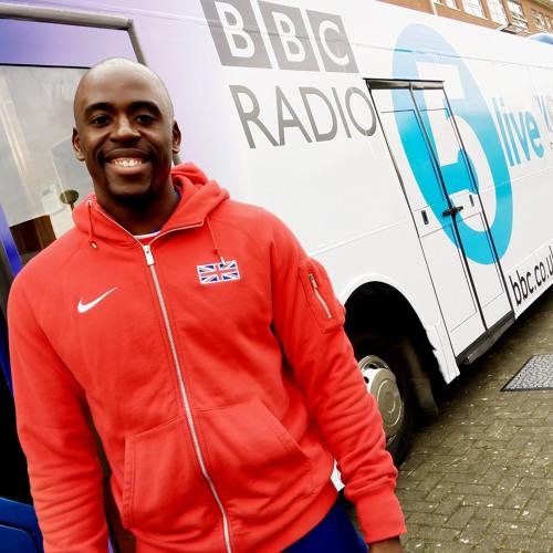 J J Jegede - Clip for BBC 5 Live