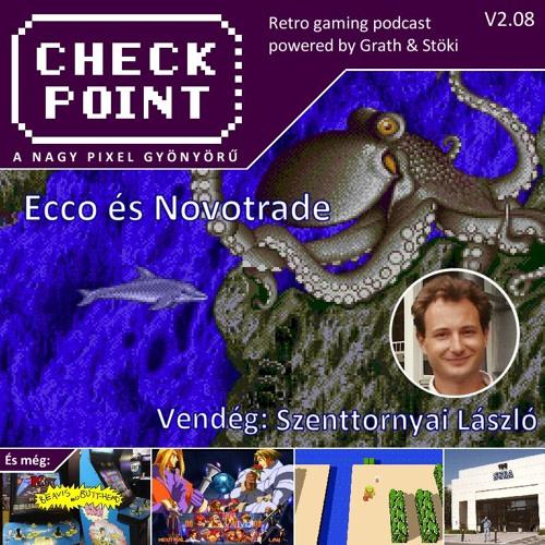 Checkpoint 2x08 - Ecco és Novotrade