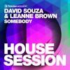 David Souza & Leanne Brown - Somebody (Original Mix)