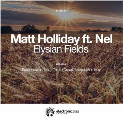 Matt Holliday - Elysian Fields (Tommi Oskari Remix) [Electronic Tree]