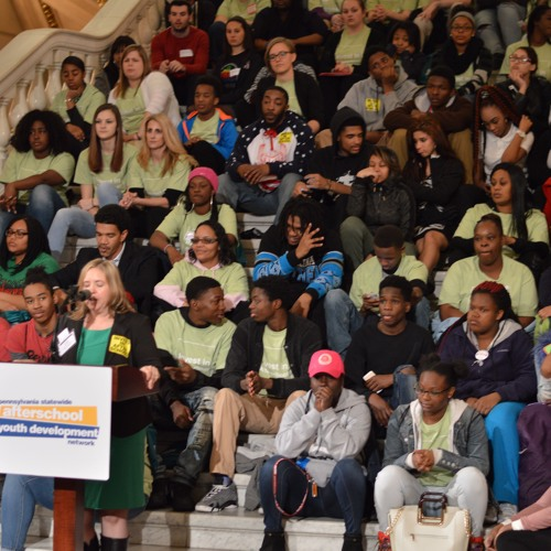 After-school Advocacy Day 2016 from Harrisburg