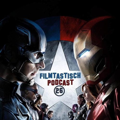 #26 - Game of Thrones, Captain America: Civil War und Alles was wir geben mussten