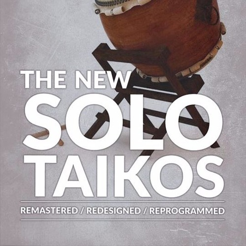 8Dio Solo Taiko: Susanoo No Mikoto (naked) by Alex