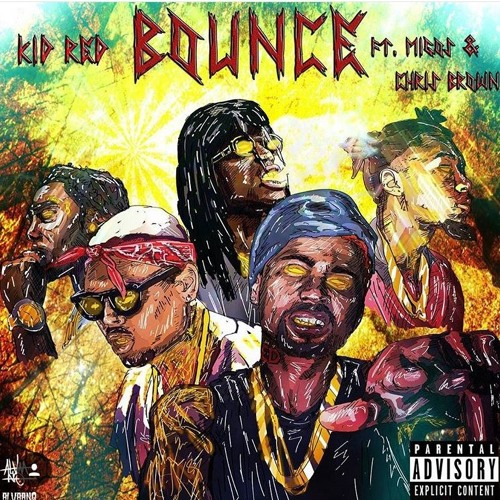 Kid Red Ft. Migos, Chris Brown - Bounce