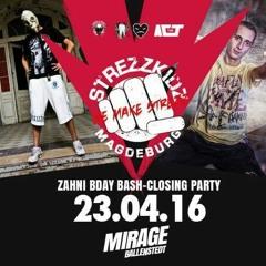 Vintekk Live @ Zahni´s B-Day Mirage Ballenstedt 23.04.2016