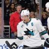 San Jose Sharks Captain Joe Pavelski