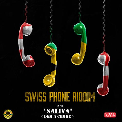 "Tony D Clutcheye ""Saliva (Dem A Choke)"" [Gino XXL Entertainment / VPAL Music]"