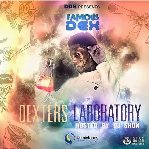 Famous Dex - Drip From My Walk