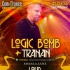 Logic Bomb Live recording at Com-4-trance Tlv 21/4/2016