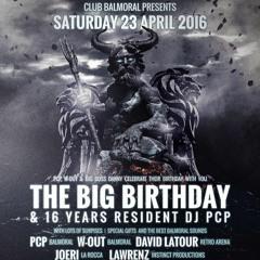 PCP @The Big Birthday Club Balmoral(Closing set) 23-04-16