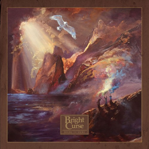 Bright Curse - 'Walking In A Graveyard (Bloody Witch)' (2016, HeviSike Records)