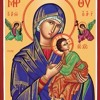 The Icon of Our Lady Of Perpetual Help