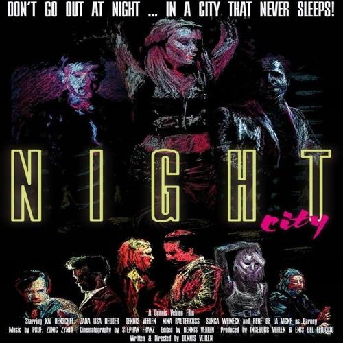 Prof. ZZ - Night City (2015) Score - Instructions