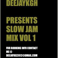 R&B SLOW JAM MIX BY DEEJAYKKGH