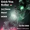 Javi Garza @ Melodica Presents Erich Von Kollar
