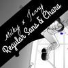 Regular Sans & Chara • female ver. w/ Milky