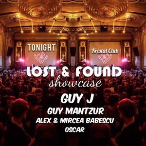 Alex & Mircea Babescu @ Kristal - Warmup For Guy J & Guy Mantzur (15 APR 2016)