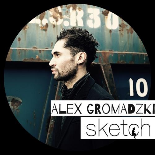 """Alex Gromadzki's """"I get deep,I get deep, i get deeper"""" mix LIVE@Sketch 05/03/16 [snippet]"""