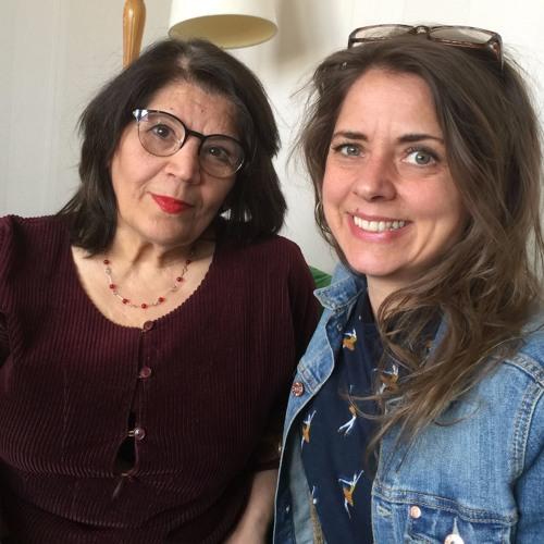 Rebecca Forsberg möter poeten Jila Mossaed