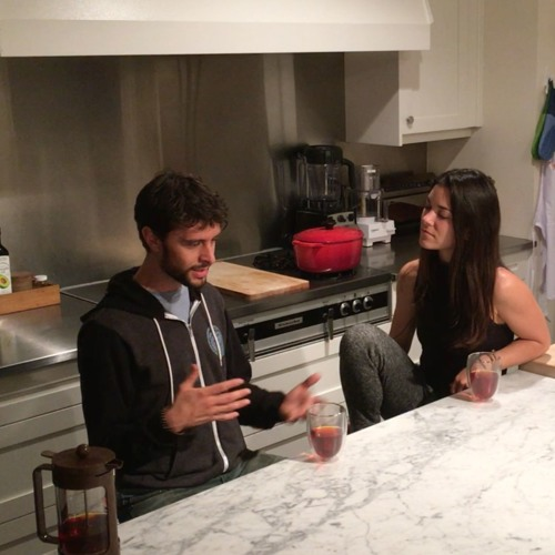 An intimate uncut kitchen conversation with Mr. and Mrs. Sensual Foodist