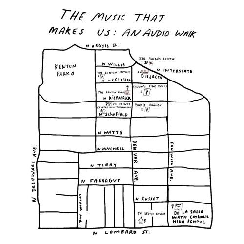 Music That Makes Us Audio Walk