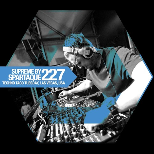 Supreme 227 with Spartaque Live @ Techno Taco Tuesday, Las Vegas, USA