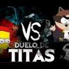 7 Minutoz - Bart Simpson VS. Eric Cartman | Duelo de Titãs