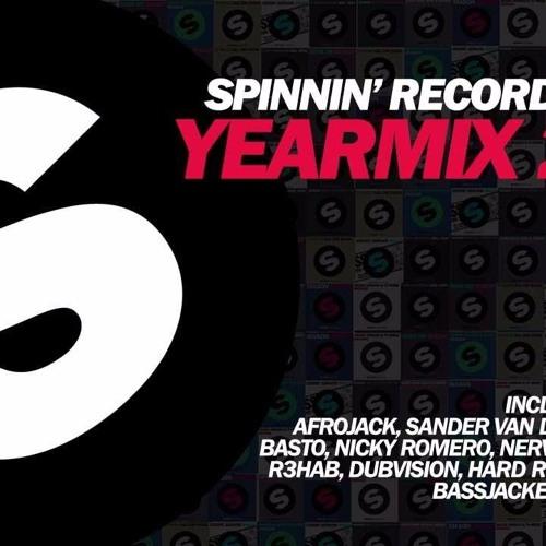 spinnin records yearmix 2012