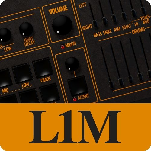 Jackbox L1M Drum Demo - I Like Gazebo by Quadelectra