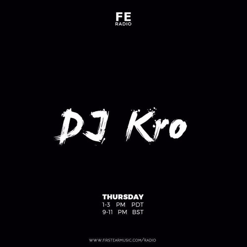 Electronic Radio1 Guest Mix: 日本語ラップMIX & US-MIX- By DJ KRO